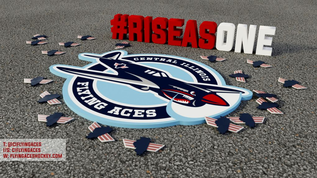 Aces on the Tarmac